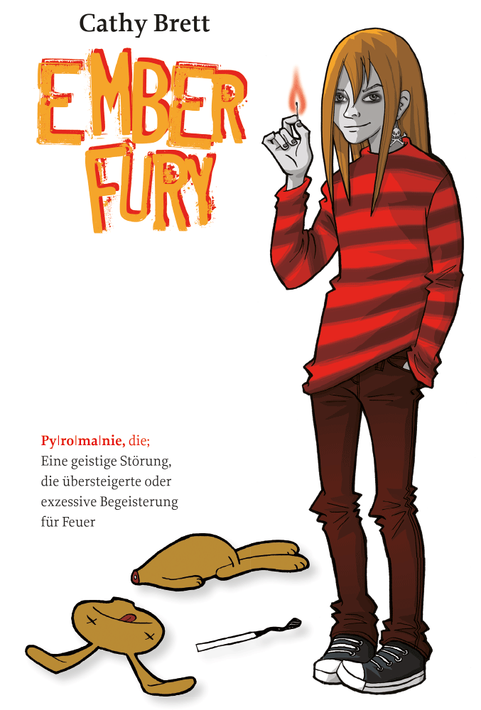 Ember Fury – Hast Du mal Feuer | Cathy Brett